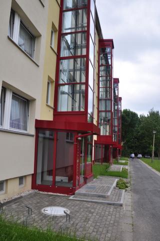 Leipzig, Otto-Militzer-Straße 9-15 ab1