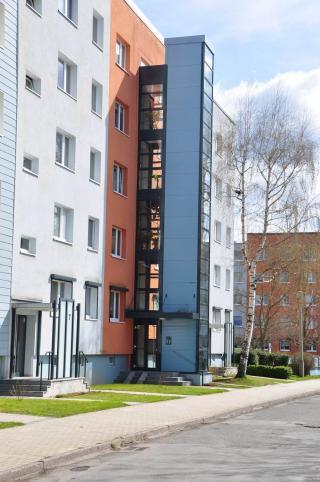 Gera, Pößnecker Straße 1-17 ab1