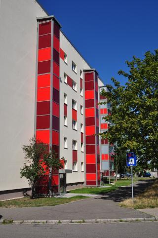 Leipzig, Miltizer-Allee 42c/d